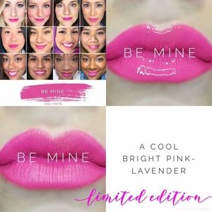 Be mine lipsense color limited edition